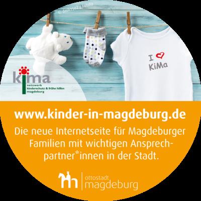 Kinder in Magdeburg